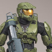 H3 S4 CMPN MOC Master Chief (Spartan-117) (Rocket Launcher & Bubble Shield) (Equipment Edition)