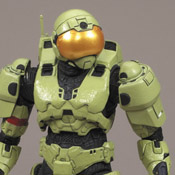 H3 S4 MMK MOC Spartan Soldier Security (Olive) (Equipment Edition)