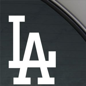 Los Angeles Dodgers Decal