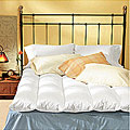 Pacific Coast ® Luxe Loft Baffle Box Feather Bed- Queen Size