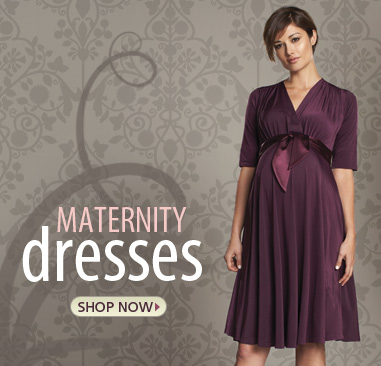 Designer Maternity Dresses – BellaBluMaternity.com