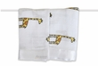 aden + anais Duke Giraffe Issie Security Blanket, 2pk