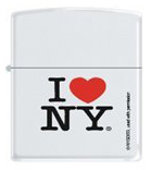 Zippo-8794-i-love-new-york-white-Lighter-Discontinued