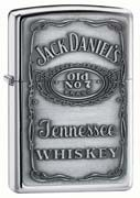 Zippo-250jd-427-jack-daniels-chrome-Lighter