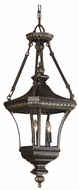 Quoizel DE1490IB Devon hanging outdoor light fixture in imperial bronze