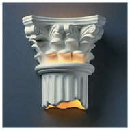 Justice Design Ceramic Sconces