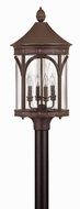 Hinkley 2311CB Lucerne 4 Light 26 Inch Outdoor Post Fixture