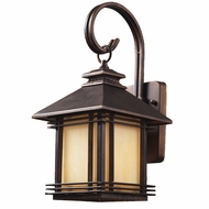 ELK 42100-1 Blackwell Craftsman Exterior 8 inch Wall Sconce