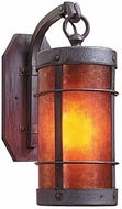 Arroyo Craftsman VB-11NR Valencia Nautical Wall Sconce - 20.125 inches tall