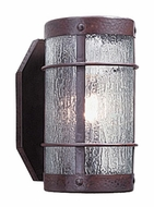 Arroyo Craftsman VS-9NR Valencia Nautical Wall Sconce - 11.75 inches tall