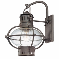 Troy B1873BB Portsmouth Large Outdoor Nautical Outdoor Wall Sconce