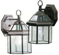 Kichler 9783 Embassy Row 10.75 Inch Tall Small Outdoor Wall Lighting