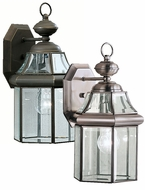 Kichler 9784 Embassy Row 14 Inch Tall Medium Traditional Exterior Wall Light Fixture