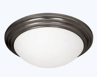 Access 20652-ORB Strata Flush Mount 16 Inch Diameter Ceiling Light Fixture