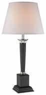 Lite Source LS21995 Arianna Incandescent Dark Bronze Table Lamp