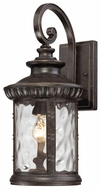 Quoizel CHI8409IB Chimera Imperial Bronze Medium 19.5 Inch Tall Wall Mounted Exterior Lamp