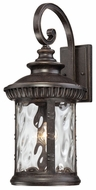 Quoizel CHI8411IB Chimera Large 22.5 Inch Tall Outdoor Wall Light Sconce with Bronze Finish