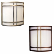 AFX Radio City Fluorescent Wall Sconce