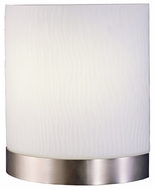 AFX FUS213SNEC Fusion Fluorescent Contemporary Wall Sconce