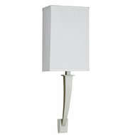 AFX SHS118ACEC Sheridan Fluorescent 1-Light Wall Sconce w/ Shade