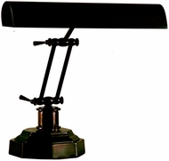 House of Troy P1420381 P14-203 Fourteen Inch Piano Lamp in Mahogany Bronze