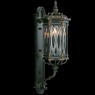 Fine Art Lamps 612281 Warwickshire 33 inch outdoor wall sconce