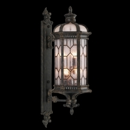 Fine Art Lamps 414081 Devonshire 44 inch outdoor wall mount sconce in Antiqued Bronze