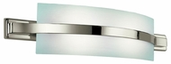 Kichler 10687PN Freeport 28 Inch Wide Fluorescent Contemporary Wall Light
