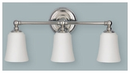 Feiss VS12603PN Huguenot Lake 3-light Vanity