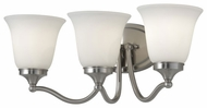 Feiss VS18503BS Beckett Contemporary 3-light Vanity