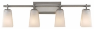 Feiss VS16604 Clayton Contemporary 4-light Vanity
