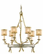 Corbett 66-06 Parc Royale 6 Light Rustic Chandelier