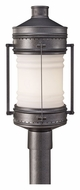 Feiss OL9107OLC Dockyard Oil Can 19 Inch Tall Outdoor Lamp Post Light