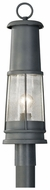 Feiss OL8108-STC Chelsea Harbor Large Nautical 24 Inch Tall Outdoor Post Lamp