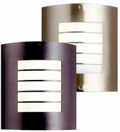 Kichler 10640 Newport 10.5 Inch Tall Contemporary Outdoor Wall Light Fixture