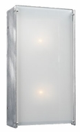 PLC 1176 Aeon Contemporary Wall Sconce - 15 inches tall