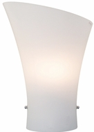 ET2 E20413-09 Conico Contemporary 1 Light Wall Sconce