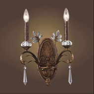 ELK 2180-2 Emilion 2-Light Wall Sconce