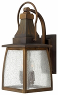 Hinkley 1200SN Montauk 17.3 Inch Tall Traditional Lantern Candle Wall Sconce