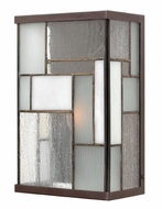 Hinkley 2150KZ Mondrian Small ADA Compliant Exterior Craftsman Wall Sconce