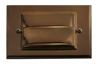 Hinkley 1546MZ Deck & Step Brass Horizontal Deck Light Fixture