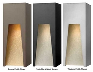 Hinkley 1764 Kube Large Outdoor Wall Sconce