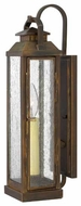 Hinkley 1180SN Revere Small Outdoor Wall Sconce