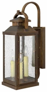 Hinkley 1185SN Revere Large Outdoor Wall Sconce