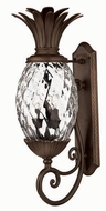 Hinkley 2224-CB Plantation Tropical Outdoor Wall Sconce - 28 inches tall