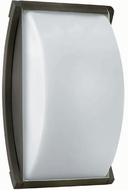 Hinkley 1650BZ Atlantis 1 Light 10.5 Inch Contemporary Outdoor ADA Compliant Wall Sconce in Bronze