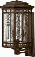 Hinkley 2244RB Tahoe 4 Light 22 Inch Outdoor Wall Sconce