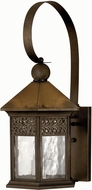 Hinkley 2995SN Westwinds 3 Light 18 Inch Outdoor Rustic Wall Sconce