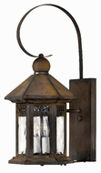 Hinkley 2990SN Westwinds 2 Light 18 Inch Rustic Outdoor Wall Sconce