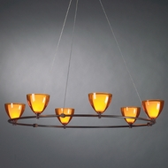 Bruck V/A Chandeliers